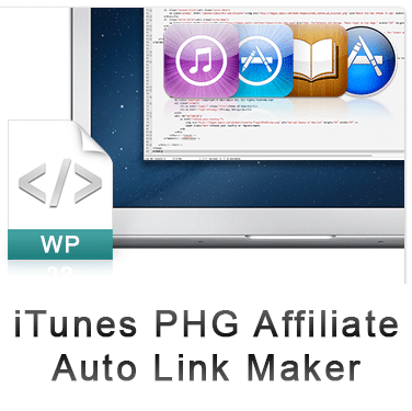 iTunes PHG Affiliate Auto Link Maker